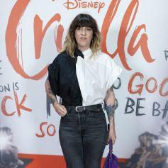 """Daphné Bürki - Avant-première parisienne du film """"Cruella"""" au cinéma Le Grand Rex à Paris, le 11 juin 2021. © Olivier Borde/Bestimage"""