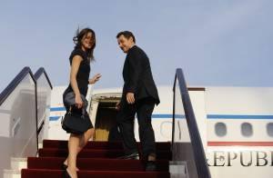 Découvrez où et avec qui Nicolas et Carla Sarkozy vont passer... leurs vacances de Noël !