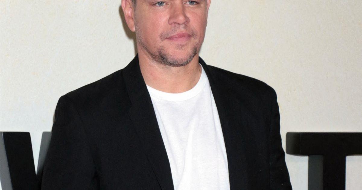 Matt Damon belle attention en hommage a Heath Ledger