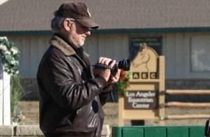 Steven Spielberg : le week-end, il devient réalisateur... pour sa fille !