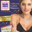 La belle Emmanuelle de l'émission  Top Model  pour les bijoux Tati Or.