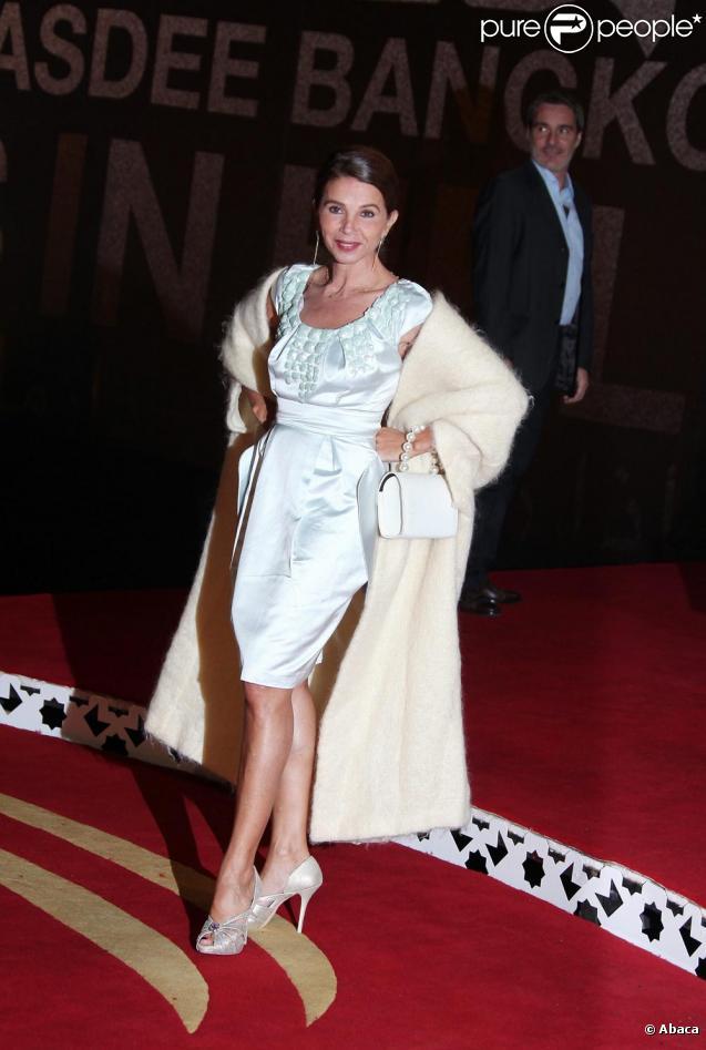 Victoria Abril au Festival du film de Marrakech le 5/12/09