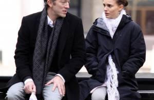 La belle Natalie Portman et l'élégant Vincent Cassel... se gèlent grave à Manhattan ! (réactualisé)
