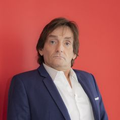 "Pierre Palmade - Enregistrement de l'émission ""On Est En Direct"" (OEED), le 3 octobre 2020. © Jack Tribeca / Bestimage"