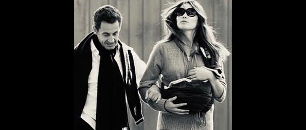 Giulia Sarkozy a 10 ans ! Carla Bruni-Sarkozy partage des photos de famille jamais vues