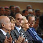 Jacques Chirac atomise Valéry Giscard d'Estaing, pendant que Laurence Ferrari coule à pic...