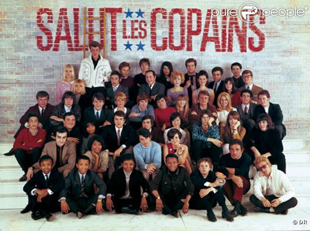 Toutes les stars de SLC-Salut Les Copains