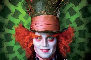 Johnny Depp, Helena Bonham Carter et Anne Hathaway... Le nouveau et superbe trailer d'Alice in Wonderland !