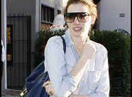Anne Hathaway au coeur d'un accident de la route ! Regardez-la, totalement traumatisée...