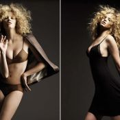 La superbe Lara Stone remet ça... Après s'être déjà mise à nu récemment !