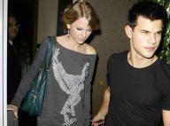 Taylor Lautner et Taylor Swift pris en flagrant délit de bisous ! Si, si !