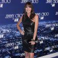 Tamara Mellon lors du lancement de la collection Jimmy Choo et H&M, à Los angeles, le 2 noembre 2009.
