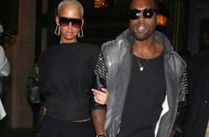 La sulfureuse Amber Rose et son Kanye West : leur amour ne tient... qu'à un fil !
