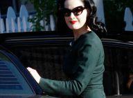 Dita Von Teese : Son fashion faux pas passe aux oubliettes, elle est... parfaite !