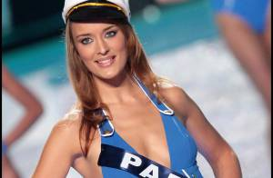L'ex Miss Paris, Kelly Bochenko...