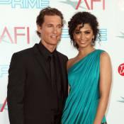Matthew McConaughey et Camila Alves sont les parents... d'une petite-fille !