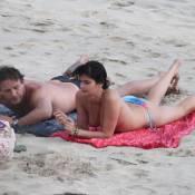 """Thomas Kretschmann : l'acteur de """"Walkyrie"""" s'offre du bon temps... avec sa belle amoureuse topless !"""