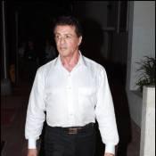 Sylvester Stallone : suite à une fracture du cou... il vit avec un plaque métallique dans le corps !