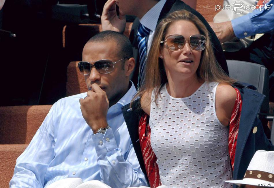 En 1998, Thierry Henry... David Beckham Divorce