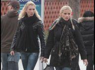 Michelle Hunziker : Avec ses deux tresses blondes, la superbe ex d'Eros Ramazzotti illumine Miami !
