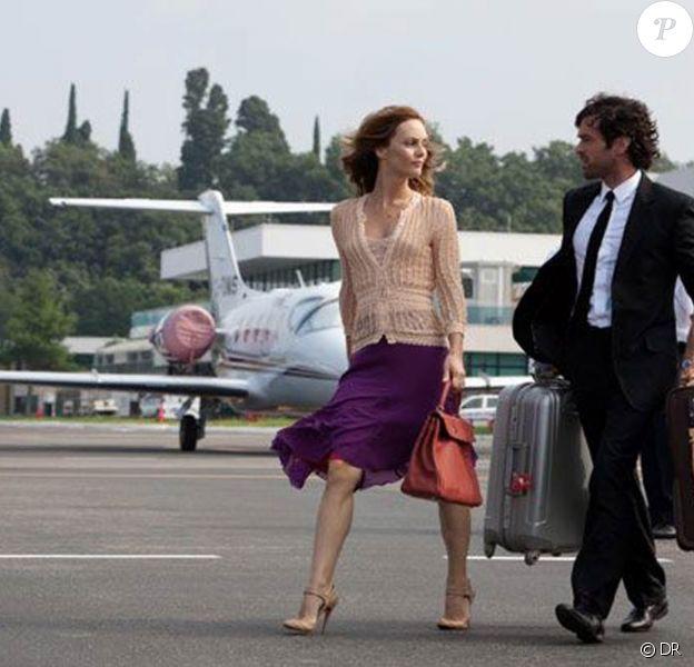 Des images de L'arnacoeur, avec Romain Duris et Vanessa Paradis.
