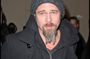 Brad Pitt : le mystère de sa vilaine barbichette... est enfin résolu !