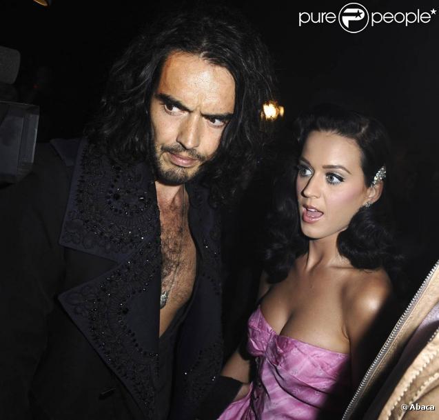 Katy Perry et Russell Brand en route pour le mariage !