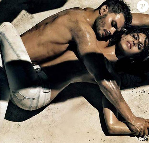 La magnifique Eva Mendes pour Calvin Klein...