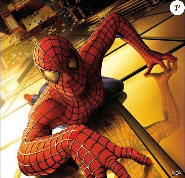 Des images de Spiderman.