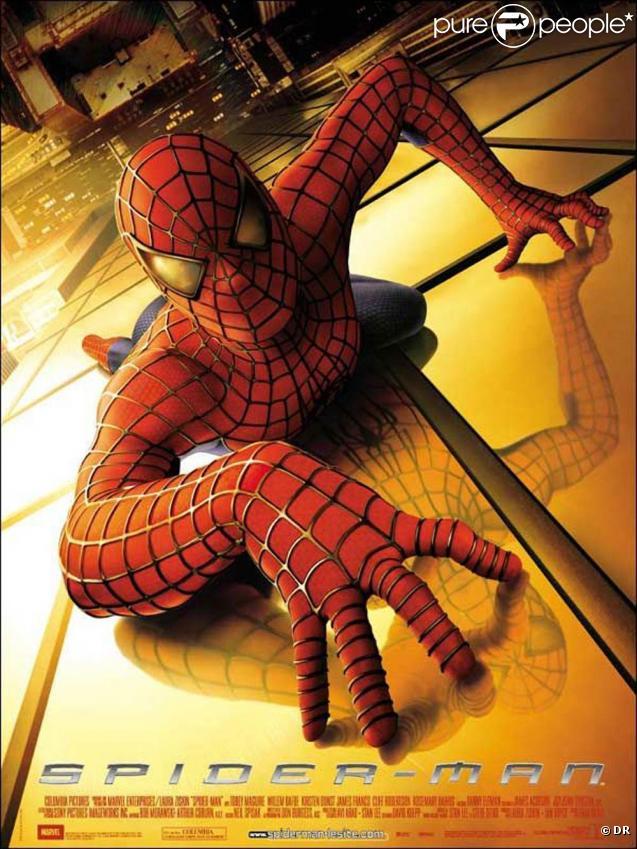 Des images de  Spiderman .