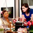 Queen Latifah et Anne Hathaway dans Valentine's Day