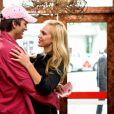Ashton Kutcher et Jessica Alba dans Valentine's Day