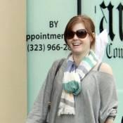 La ravissante Amy Adams : Son fiancé Darren est aux petits soins... pour la future maman !
