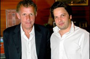 PPDA et son fils Arnaud... réunis à la télé !
