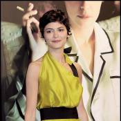 Audrey Tautou va-t-elle croiser les amoureux Angelina Jolie et Brad Pitt... aux BAFTA ce soir ? (réactualisé)