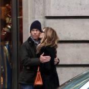 """Julia Roberts : Une """"Pretty Woman"""" tellement amoureuse à Paris ! Alors enceinte... ou pas ?"""