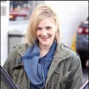 Drew Barrymore : Son style elle s'en fiche, ce qui compte... c'est son chéri qu'elle ne lâche plus !