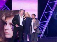 EXCLU : Regardez Sylvie Vartan faire craquer Garou et Grégoire, et les autres temps forts d'une grande fête !