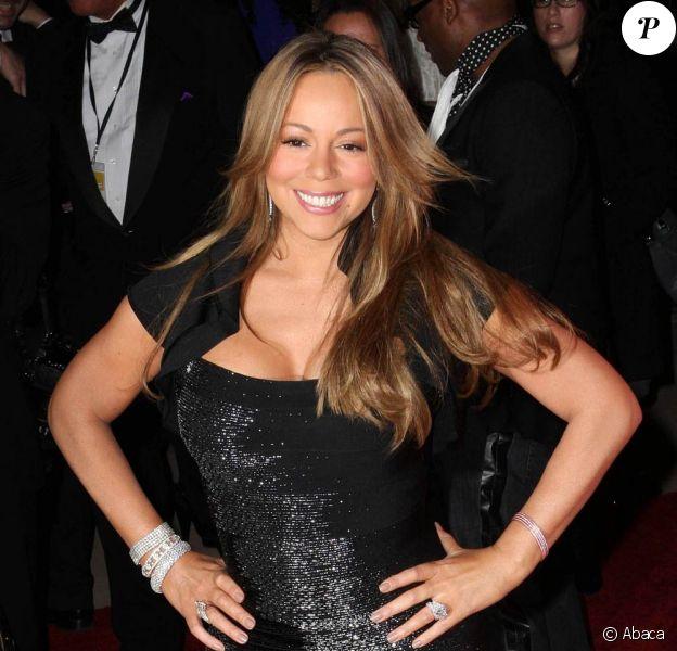 La diva Mariah Carey