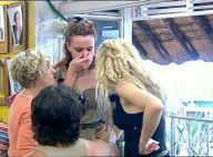 La Ferme Célébrités en Afrique : Mickaël, goujat absolu... fait pleurer Kelly Bochenko à chaudes larmes !