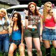 Des photos de  Lesbian Vampire Killers , un film disponible en DVD chez Wild Side Vidéo.