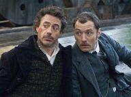 """L'ingénieux """"Sherlock Holmes"""" a déjà élucidé le mystère... pour s'installer en tête du box-office !"""