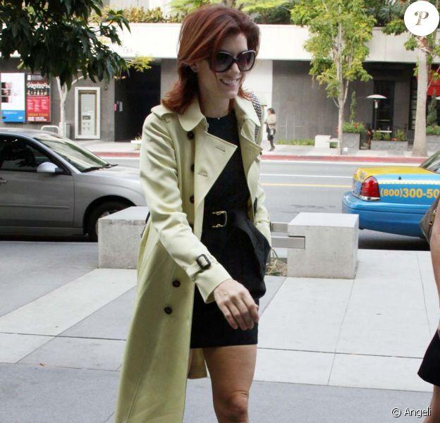Kate Walsh se rend au tribunal de Los Angeles, le 3 février 2010 !