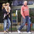 Julia Roberts, son fils Henry et son beau-père