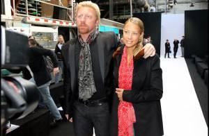 Boris Becker : Son ex, Sandy Meyer-Wölden, est maman !