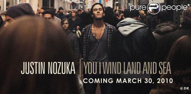 Justin Nozuka dévoilera son second album le 12 avril 2010