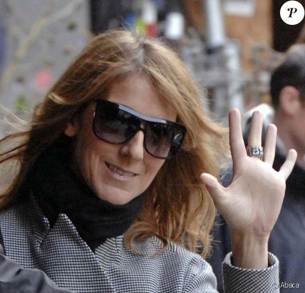 Céline Dion vient d'annoncer son retour à Las Vegas pour mars 2011 !