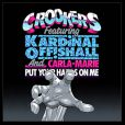 Crookers,  Put your hands on me  (clip)