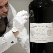 Découvrez cette impressionnante bouteille de vin de 18 litres !