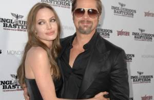 Découvrez le cadeau d'Angelina à Brad Pitt pour la Saint-Valentin...Tout un symbole !